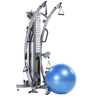 TUFFSTUFF FITNESS SIX PAK BASE FUNCTIONAL TRAINER WITHOUT BENCH (SPT 6B)