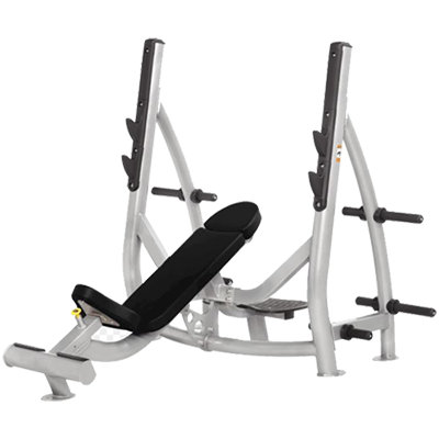 Turbuster FItness Incline Olympic Bench ES 8202