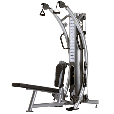 TUFFSTUFF FITNESS SIX PAK FUNCTIONAL TRAINER (SPT 7) FOR LIGHT COMMERCIAL USE