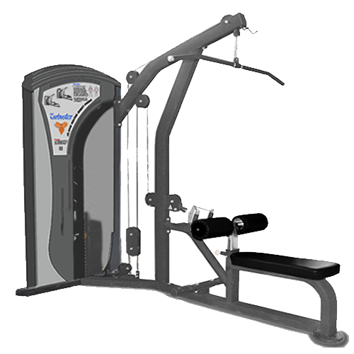 EXPLORER LAT PULL   SEATED ROW EXPD 103