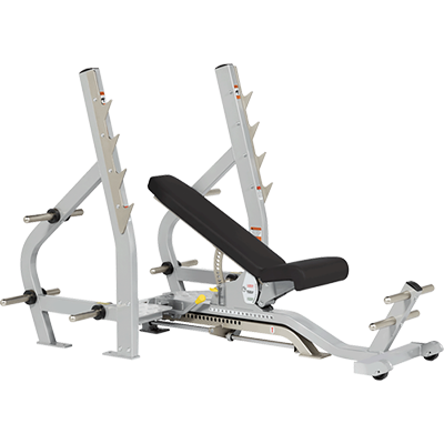 Turbuster FItness 3 Way Olympic Bench ES 8200