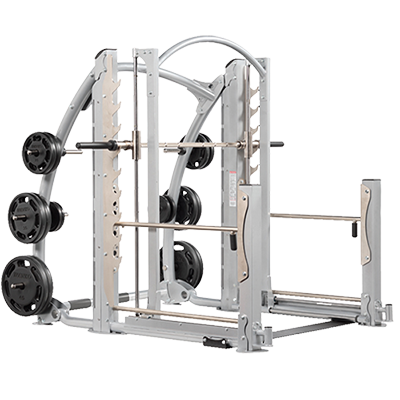 Turbuster FItness 3D Dual Action Smith ES 8087
