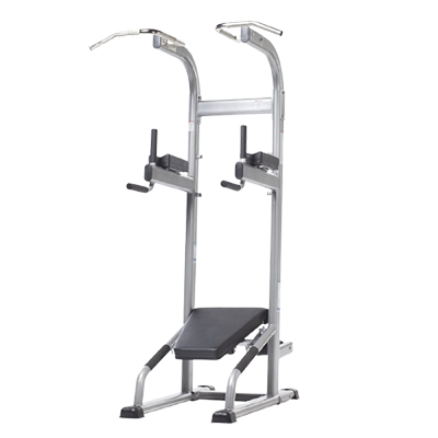 TUFFSTUFF FITNESS EVOLUTION VKR   CHIN   DIP   AB CRUNCH   PUSH UP TRAINING TOWER