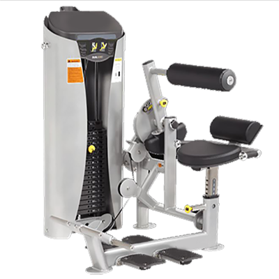 ELEVATE DUAL STATION AB CRUNCH LOW BACK ED 106