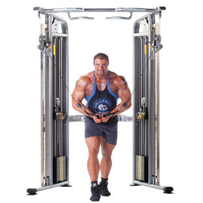 TUFFSTUFF FITNESS PROFORMANCE PLUS COMPACT CABLE CROSSOVER (PPMS 255)