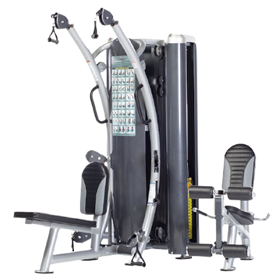 TUFFSTUFF FITNESS DUAL STACK FUNCTIONAL TRAINER (HTX 2000)