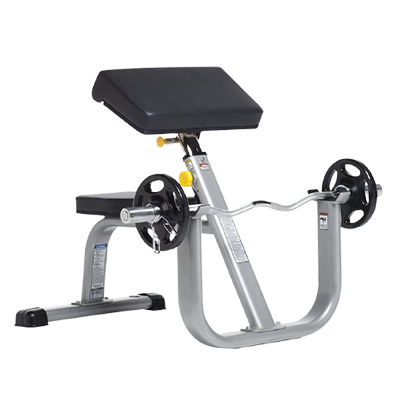 TUFFSTUFF FITNESS EVOLUTION SEATED ARM CURL BENCH