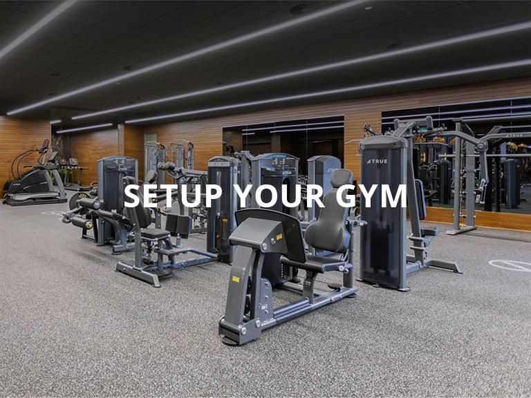 Setup Your Gym
